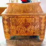 Late Minoan sarcophagus, 1400-1200 BC.