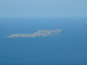 Agria Gramvousa island, Greece