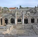 Corinth-The ancient Roman fontain