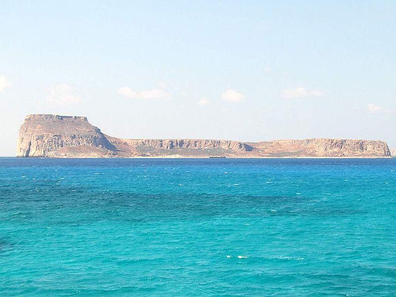 Imeri Gramvousa island, Greece