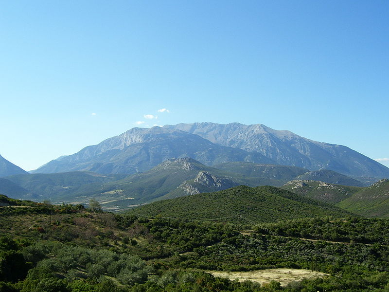 Mount Parnassos, Central Greece