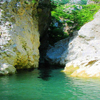 Acheron river and gorge