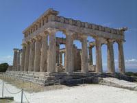 Aegian Aphaia Temple