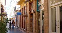 Aegina - traditional street