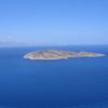 Ancient site on Pseira islet, Crete
