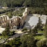 Herod Atticus Odeon, Athens