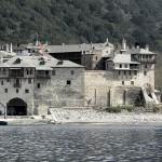 Xenophontos monastery, Mount Athos