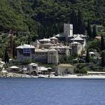 Monastery at Mount Athos