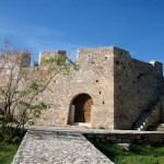 Castle of Chalkis, Euboea, Greece