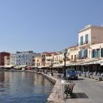 Chania Promenade, Crete