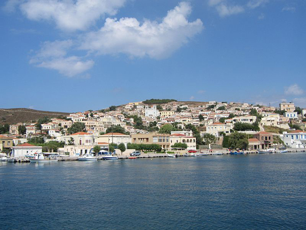 Oinousses, Chios
