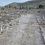 Corinth Ancient Street