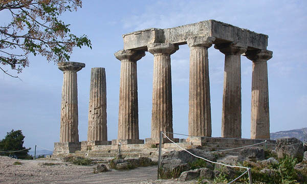 CorinthTemple Apollon