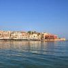 Venetian harbor, Chania, Crete