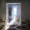 Cafe in Mykonos, Cyclades