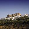 Chora of Patmos, Dodecanese, Greece