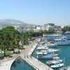 Harbour of Kos, Dodecanese, Greece