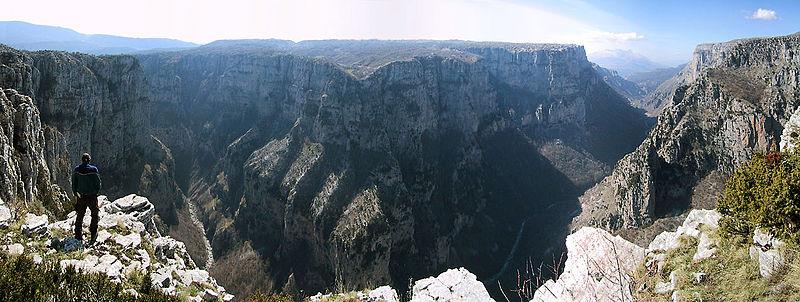 Vikos gorge, Epirus