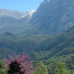 Vikos village and Astraka, Epirus