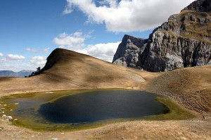 Dragonlake and Gamila in Zagori, Epirus