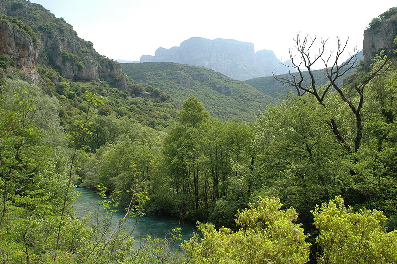 Voidomatis river, Epirus