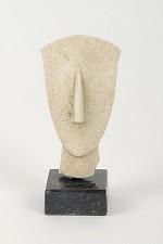 Figurine, Cycladic Art Museum, Athens, Greece