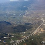 The Via Egnatia Highway passes by Ioannina