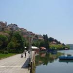 Kastoria promenade
