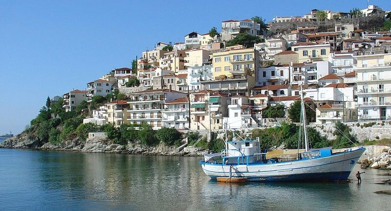 Travel to Kavala, Macedonia, Greece