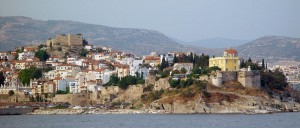 The old town of Kavala