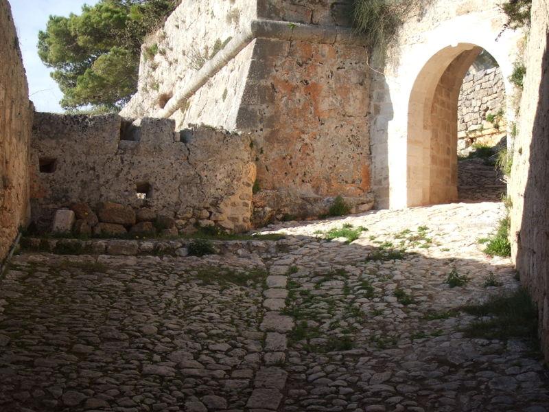 Ag.Georgios Castle, Kefalonia
