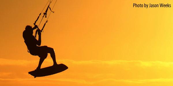 Kitesurfing - Kiteboarding