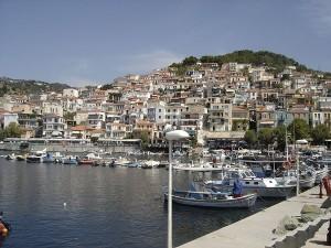 Plomari, Lesbos