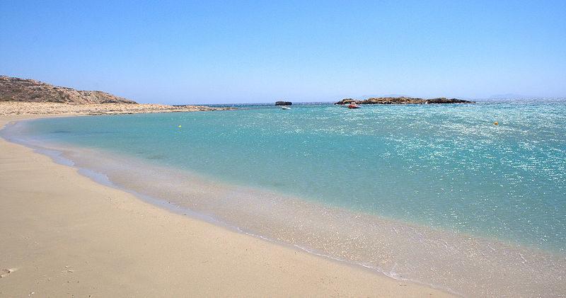 Manganari Beach, Ios