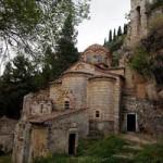 Mystras Peribleptos Monastery
