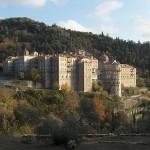 Zographou monastery, Mount Athos