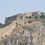 Nafplion Palamidi castle