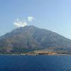 Samotrace island, North Aegean, Greece
