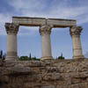 Ancient Corinth, Peloponnese, Greece