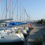 Promenade of Preveza, Greece