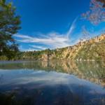 Lake Ziros, Preveza