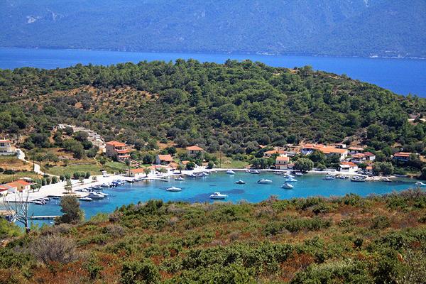 Poseidonio, Samos 2009