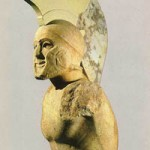 Sparta Helmed Hoplite