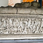 Sarcophagus from Salonica