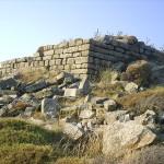 Medieval fortress in Skala, Lemnos