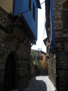 Old Streets of Veria