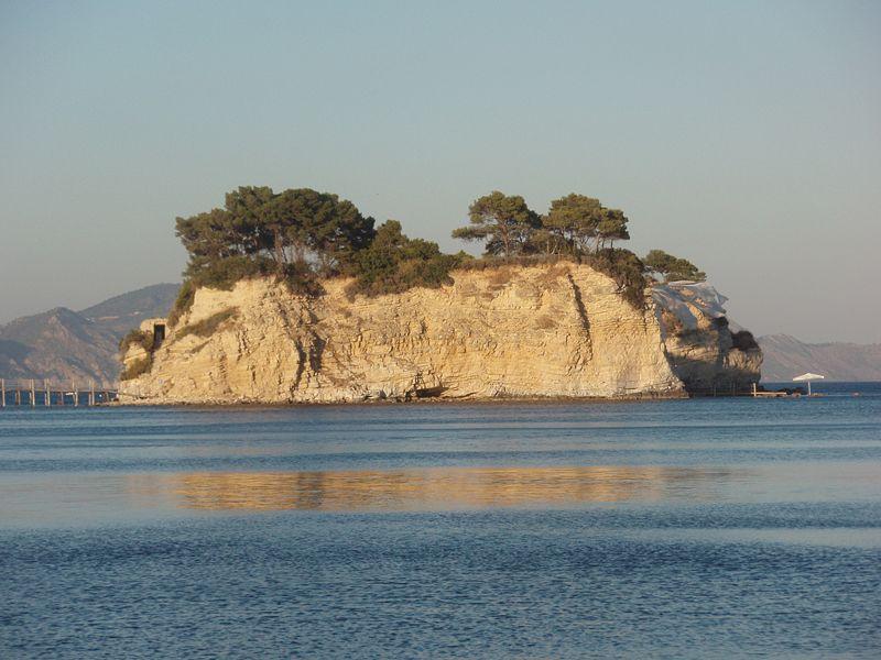 Agios Sostis Island, Zakynthos, Greece 2003