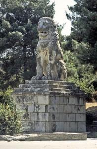 Lion of Amfipolis