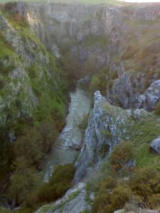 Aggitis canyon, Serres