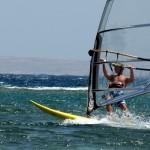 windsurfing in Ios